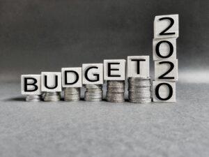123Onlineboekhouding - Begroting